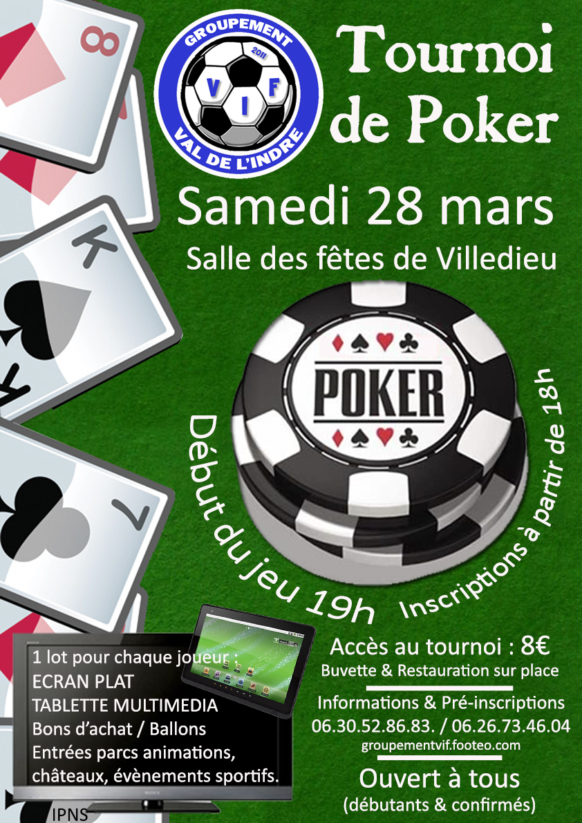 Tournois poker 2018 medicine hat casino poker room