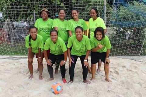 Green Warriors féminines