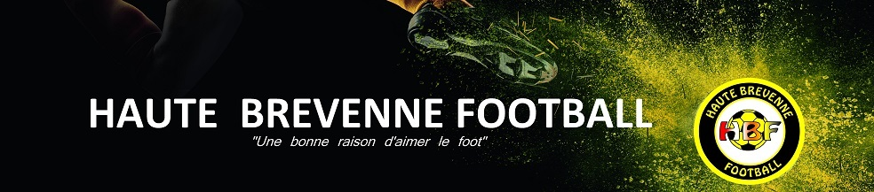 HAUTE BREVENNE FOOTBALL : site officiel du club de foot de ST LAURENT DE CHAMOUSSET - footeo