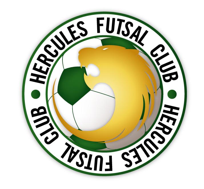 Le Logo HERCULES FUTSAL CLUB