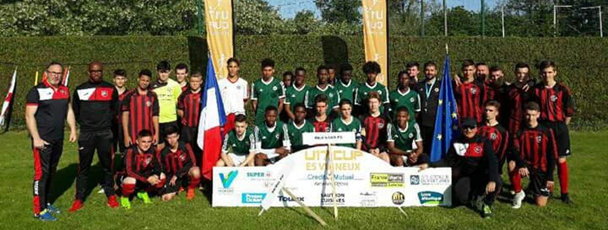 U17 CUP - 19 et 20 mai 2018 - HERIC FOOTBALL CLUB