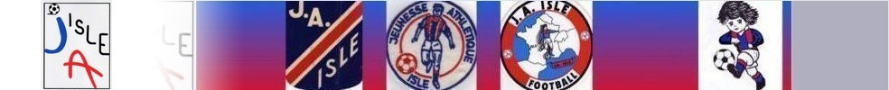 Site Internet officiel du club de football JEUNESSE ATHLTIQUE D&#039;ISLE