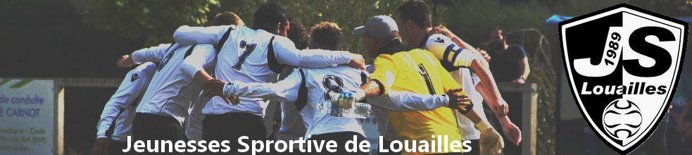 Jeunesses Sportive de Louailles : site officiel du club de foot de LOUAILLES - footeo