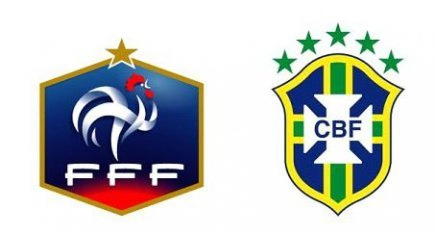 Actualit match feminin france bresil samedi 9 club football jeunesse sportive saint - Logo club foot bresil ...