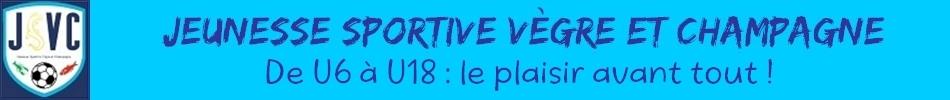 Groupement Jeunesse Sportive Vègre et Champagne - JSVC : site officiel du club de foot de Brûlon - footeo