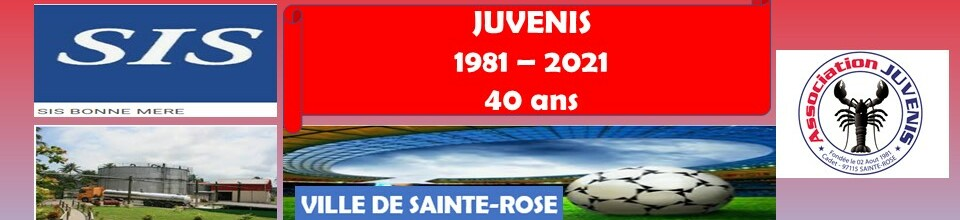 La JUVENIS : site officiel du club de foot de STE ROSE - footeo