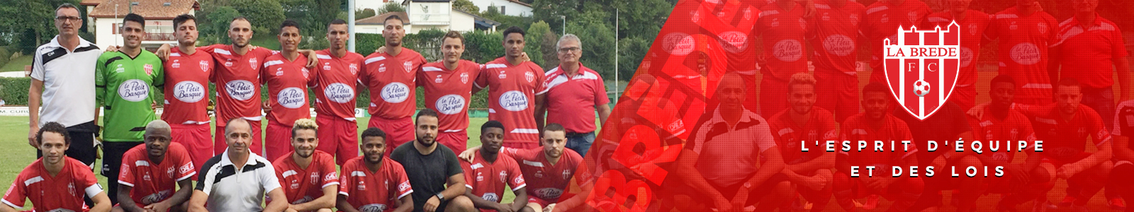 LA BREDE FOOTBALL CLUB : site officiel du club de foot de La Brède - footeo