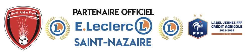 La Saint André Football : site officiel du club de foot de ST ANDRE DES EAUX - footeo