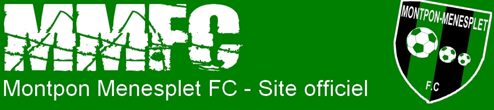 MONTPON MENESPLET FC : site officiel du club de foot de MENESPLET - footeo