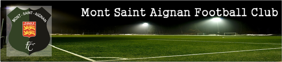 Mont Saint Aignan Football Club : site officiel du club de foot de MONT ST AIGNAN - footeo