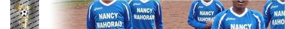 Site Internet officiel du club de football Association Sportive des Jeunes Mahorais de Nancy