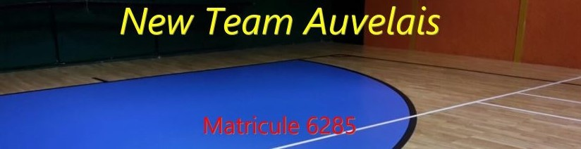 New Team Auvelais : site officiel du club de foot de  - footeo