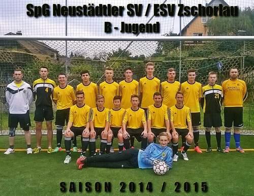 SpG Neustädtel/Zschorlau B-Jugend