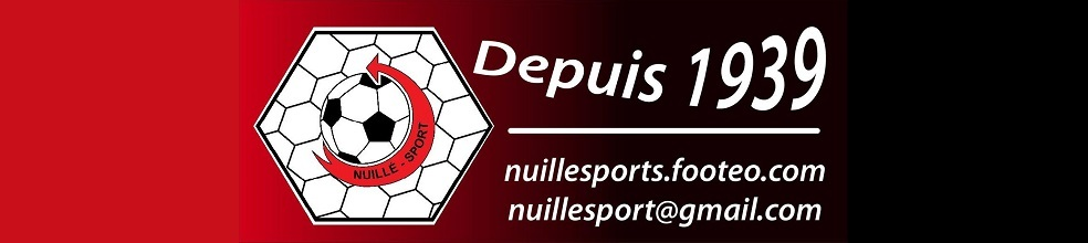 Site Internet officiel du club de football Nuillé Sports