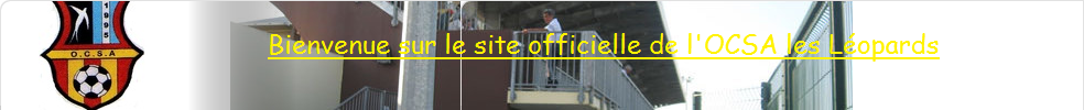 OCSA Léopards : site officiel du club de foot de ST ANDRE - footeo