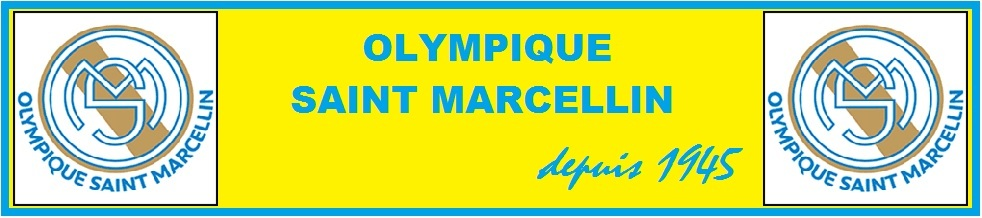 Olympique Saint Marcellin : site officiel du club de foot de ST MARCELLIN - footeo