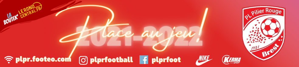 Patronage Laïque du Pilier Rouge : site officiel du club de foot de BREST - footeo
