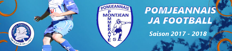 POMJEANNAIS J.A FOOTBALL : site officiel du club de foot de LA POMMERAYE - footeo