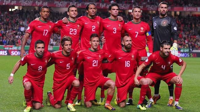 Сборная португалии по футболу рекомендации