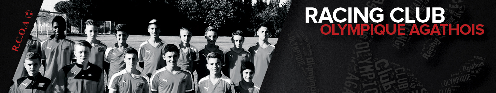 RACING CLUB OLYMPIQUE AGATHOIS : site officiel du club de foot de AGDE - footeo