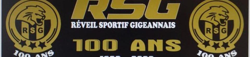 Réveil Sportif Gigeannais : site officiel du club de foot de Gigean - footeo