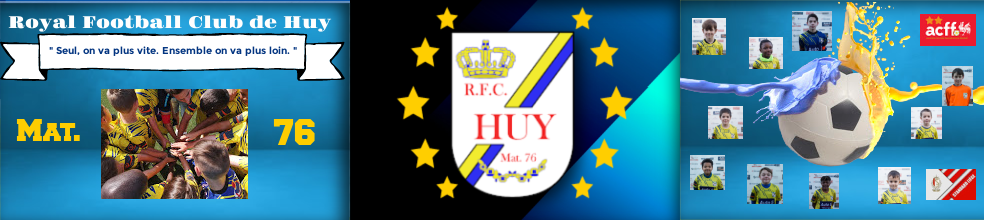 Royal Football Club de Huy : site officiel du club de foot de Huy - footeo