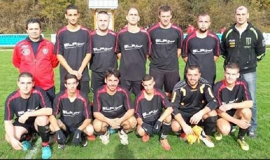 équipe reserve