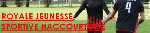 RJS Haccourtoise : site officiel du club de foot de Haccourt - footeo