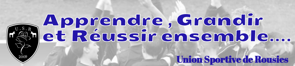 USR : site officiel du club de foot de ROUSIES - footeo