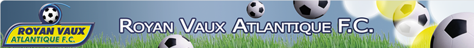 ROYAN/VAUX ATLANTIQUE FOOTBAL CLUB : site officiel du club de foot de ROYAN - footeo