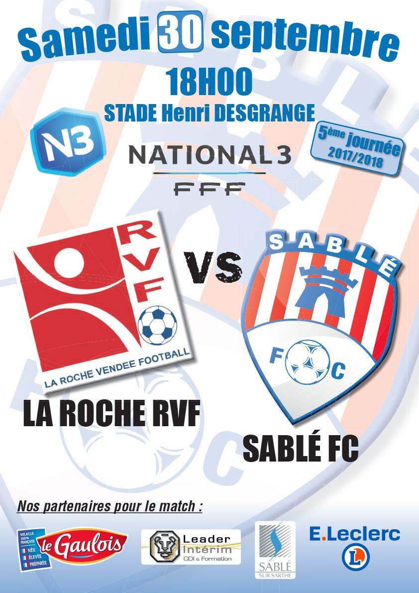 Affiche La Roche-Sable FC.jpg
