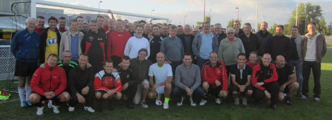 30 ans Club des supporters - Saint-Gilles