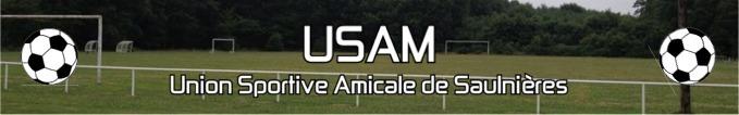 US AM SAULNIERES : site officiel du club de foot de SAULNIERES - footeo