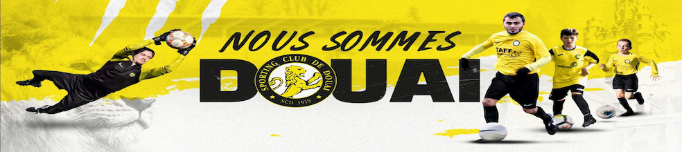 SPORTING CLUB DE DOUAI : site officiel du club de foot de DOUAI - footeo