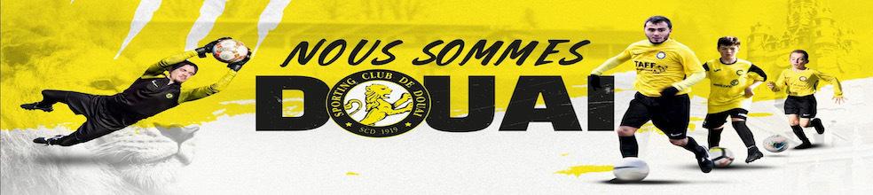 SPORTING CLUB DE DOUAI : site officiel du club de foot de DOUAI - footeo