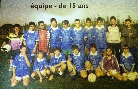 1996 - 15 ans