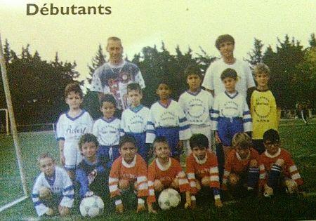 1996 - Débutants