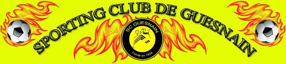 SC Guesnain : site officiel du club de foot de  - footeo