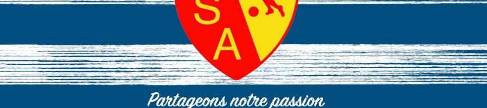 Site Internet officiel du club de football Saint Aubert