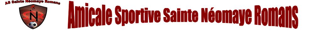 Amicale Sportive Sainte-Néomaye Romans : site officiel du club de foot de STE NEOMAYE - footeo
