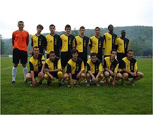 U19 Finaliste de la Coupe de Normandie