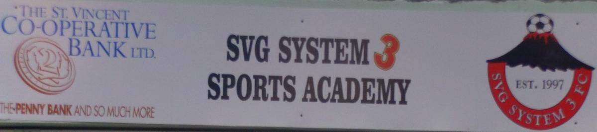SVG System 3 Sports Academy : official website of CCNNNN football club - footeo