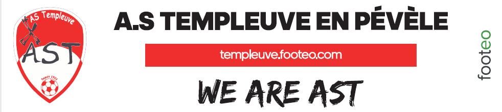 A.S.Templeuve en Pévèle : site officiel du club de foot de TEMPLEUVE - footeo