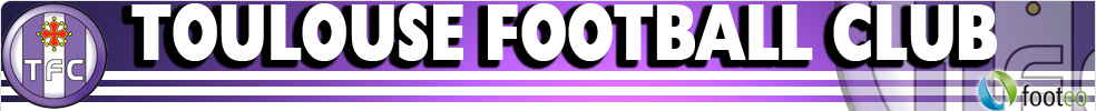 Site Internet officiel du club de football Toulouse Football Club