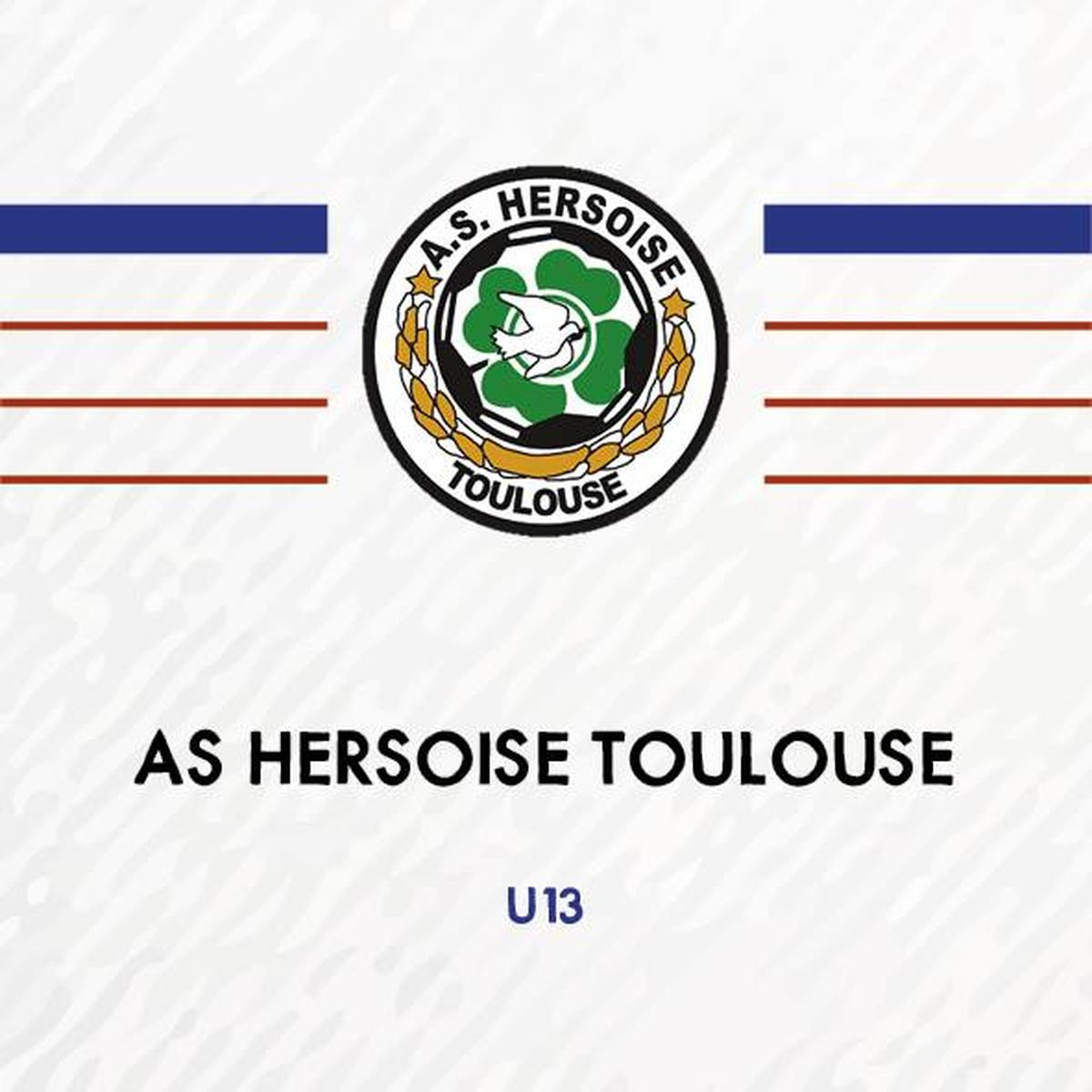 U13 - AS HERSOISE TOULOUSE