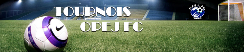 Tournoi foot à 7 OPEJ FC : site officiel du tournoi de foot de CHAMPIGNY SUR MARNE - footeo