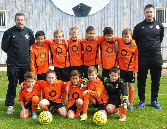 Notre équipe U11 2016