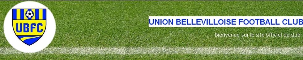 U. BELLEVILLOISE  FC : site officiel du club de foot de BELLEVILLE SUR LOIRE - footeo