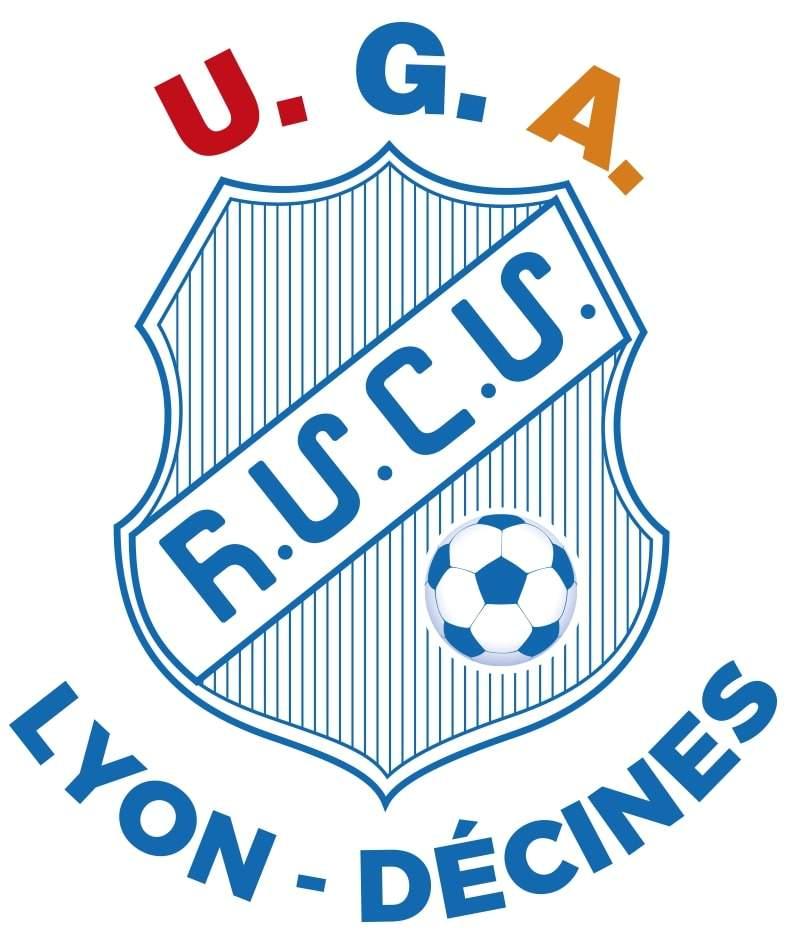 logo du club UGA DECINES