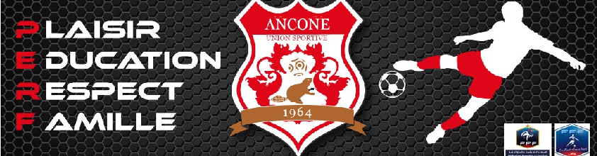 UNION SPORTIVE ANCONE : site officiel du club de foot de ANCONE - footeo